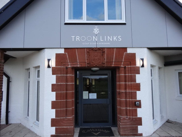 Troon Links Clubhouse, Troon, Ayrshire